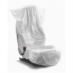 Чехлы на сидения Эконом в рулоне 500 шт без печати - фото 4494